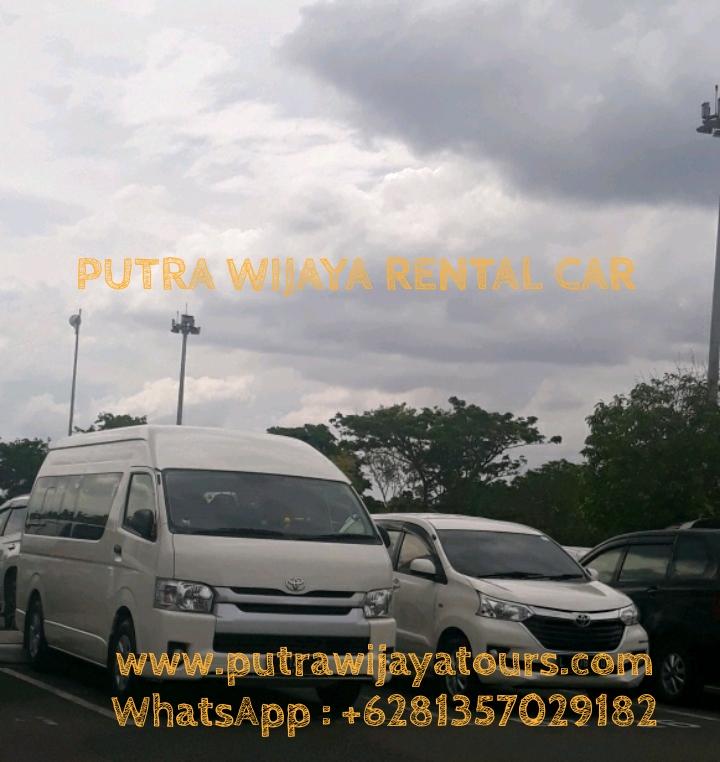 Sewa Mobil Hiace di Surabaya